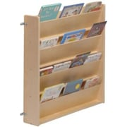 Steffy Wall mount 26'' Book Display