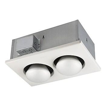 NuTone 250W 2-Bulb Ceiling Heater
