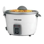 Black & Decker 28-Cup Rice Cooker