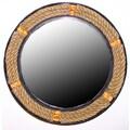 Wilco Rope Decor Mirror; Small