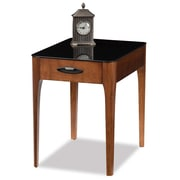 Leick Obsidian End Table