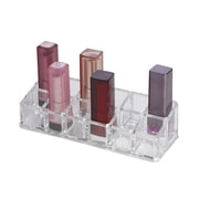 Richards Homewares Clearly Chic 12 Compartment Lipstick Organizer
