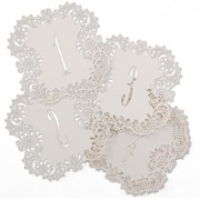 Hortense B. Hewitt Shimmer Laser Cut Table Number Cards