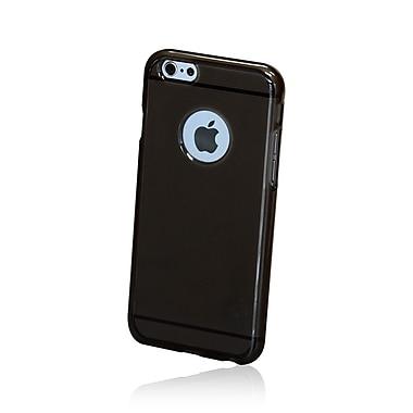 Étui en gel série Classic pour iPhone 6, couleur fumée