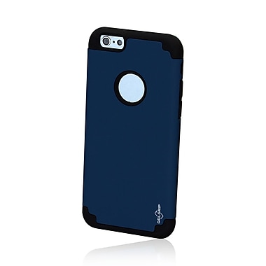 GelGrip iPhone 6 DualKase Shell Cover, Blue/Black