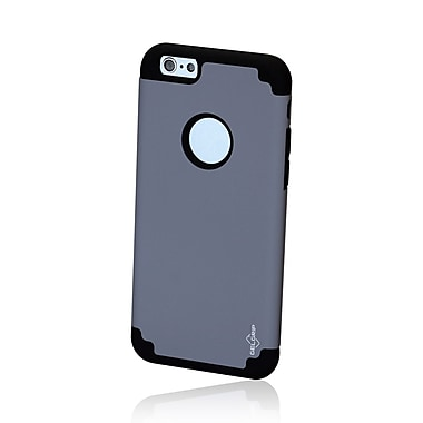 GelGrip iPhone 6 DualKase Shell Cover, Grey/Black