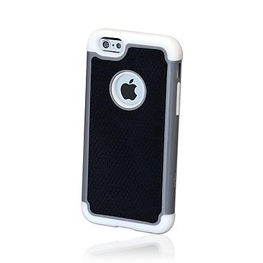 Gel Grip – Étui en plastique TrioKase pour iPhone 6, noir/gris