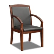 DMI Office Furniture Bently 65102012FP Fabric Guest Chair, Mocha