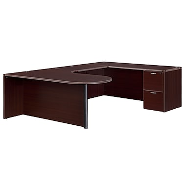 dmi office furniture fairplex 7004647cp 29 laminate right executive