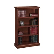 "DMI Office Furniture Belmont 7132060 60"" Wood/Veneer Bookcase, Brown Cherry"