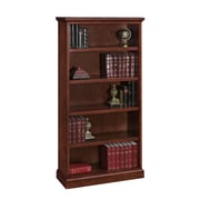 "DMI Office Furniture Belmont 7132072 72"" Wood/Veneer Bookcase, Brown Cherry"