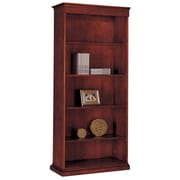 "DMI Office Furniture Del Mar 7302118 78"" Wood/Veneer Bookcase, Left Hand Facing"
