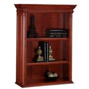 DMI Office Furniture Keswick 7990401 2-Shelf Open Overhead Storage, English Cherry