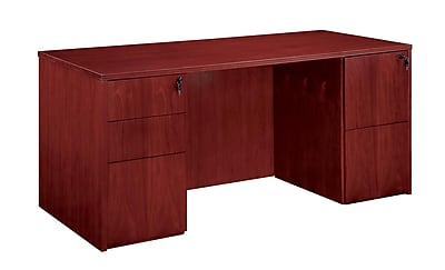 Dmi Office Furniture Saratoga 714030 295 Veneer Executive