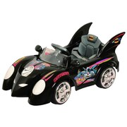 Best Ride On Cars Batmobile 12V Battery Powered Car; Black