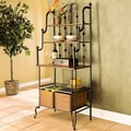 Wildon Home   Addington Storage Baker's Rack
