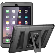 i-Blason Armorbox 2 Layer Full-Body Protection KickStand Case For iPad Air 2, Black