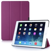 i-Blason Leather iFolio Smart Case For iPad Air 2, Purple