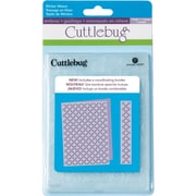 Cuttlebug Embossing Folder & Border Set
