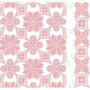 Cuttlebug A2 Embossing Folder & Border, Foulard