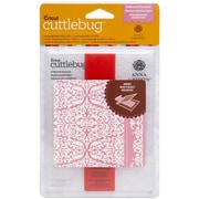 Cuttlebug Provo Craft Embossing Folder, Reflected Damask
