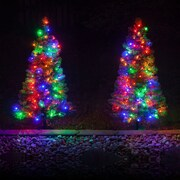 Kringle Traditions Winchester Fir Prelit 3' LED Walkway Tree