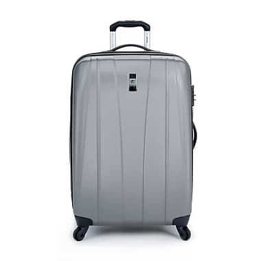 Delsey Helium Shadow 2.0 25'' Spinner Suitcase; Platinum