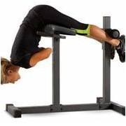 Marcy Marcy Extension Flat Hyperextension Bench Chair