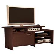 Home Loft Concepts 42'' TV Stand; Chocolate