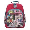 Nicole Lee Series I Crinkle Nylon 15'' Backpack
