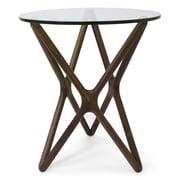 Aeon Furniture Starlight End Table; Ash