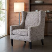 Madison Park Barton Wing Arm Chair