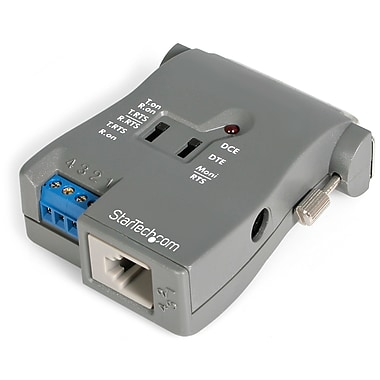 StarTech.com RS, 232 to RS485/422 Serial Converter,