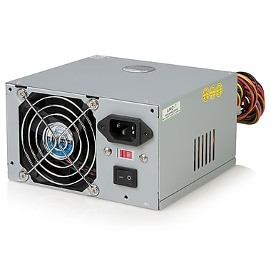 StarTech.com 300 Watt ATX Replacement Computer PC Power Supply,