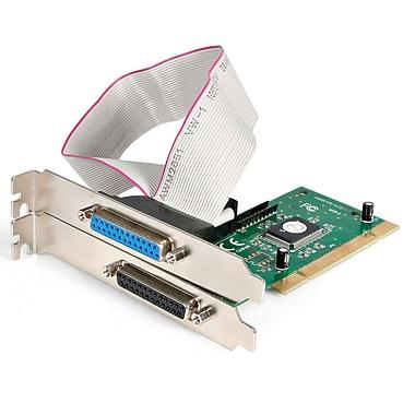 StarTech.com – Carte Adaptateur PCI vers 2 ports parallèles