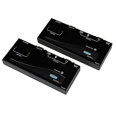 StarTech.com – Prolongateur de console KVM USB PS2, prolongateur Cat5, 500 pi