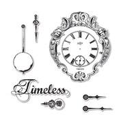 Sizzix Framelits Die Clocks
