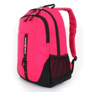 SwissGear Polyester Student Travel Backpack, Pink Fantasy
