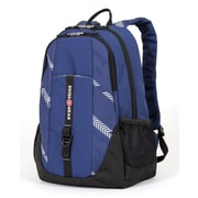SwissGear Polyester Student Travel Backpack, Navy Latitude