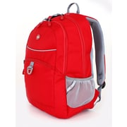 SwissGear Polyester Travel Backpack, Red