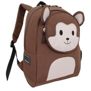 French West Indies Polyester Backpack, Teeny the Monkey