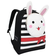 French West Indies Polyester Backpack, Frenchie the Bunny