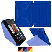roocase Origami 3D Slim Shell Case, Blue