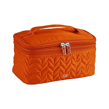 Lug Two-Step Cosmetic Case, Sunset