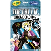 Crayola® Metallic Xtreme Coloring™ Disney Frozen Coloring Book/Markers