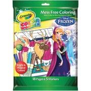 Crayola® Disney Frozen Color Wonder Mess Free Coloring Set
