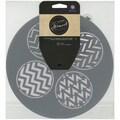 Prima Marketing™ 9in. Pinwheel Stencil, Round