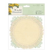 Docrafts® Papermania Die-Cut Lace Paper, 5 1/2, Botanicals
