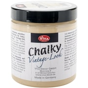 Viva Decor 8 oz. Chalky Vintage-Look Paint, Cappuccino