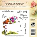 Crafter's Companion Moonbeam Meadow Everyday EZMount™ 4 3/4in. x 4 3/4in. Rubber Stamp Set, Just A Note